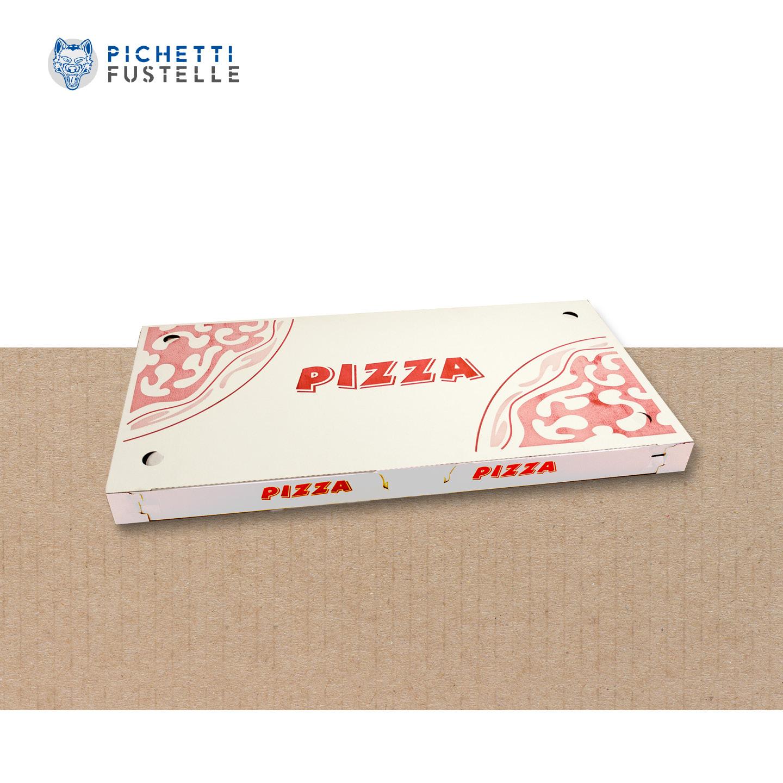 Pizza stesa