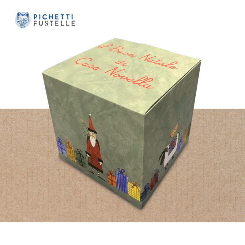 scatola panettone